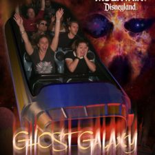 Employees on Space Mountain